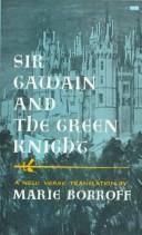 Sir Gawain and the Green Knight by Marie Borroff