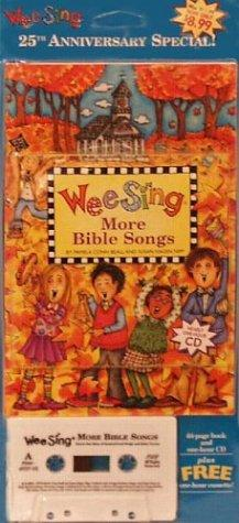 Wee Sing More Bible Songs book and cd by Susan Hagen Nipp