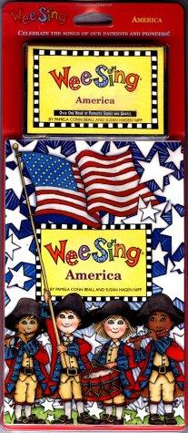 Wee Sing America book and cassette by Susan Hagen Nipp