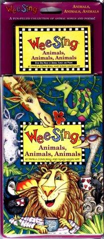 Wee Sing Animals Animals Animals book and cassette by Susan Hagen Nipp