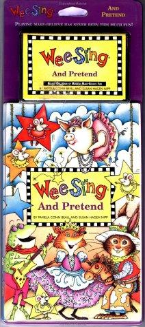 Wee Sing and Pretend book and cassette by Susan Hagen Nipp