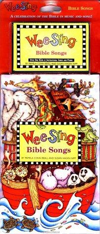 Wee Sing Bible Songs book and cassette by Susan Hagen Nipp