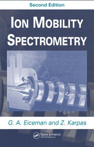 Ion mobility spectrometry by