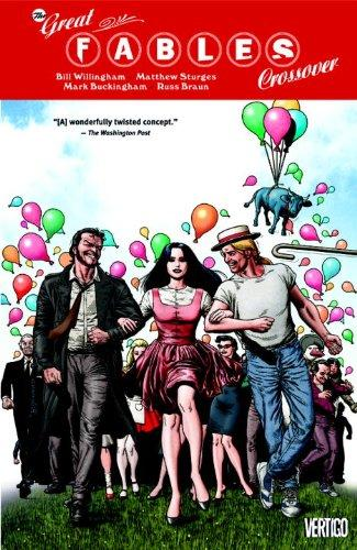 Fables Vol. 13 by Matthew Sturges