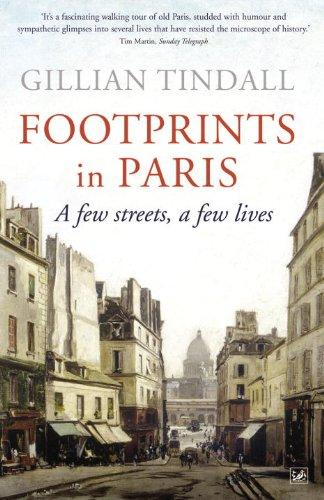 Footprints in Paris by Tindall, Gillian.